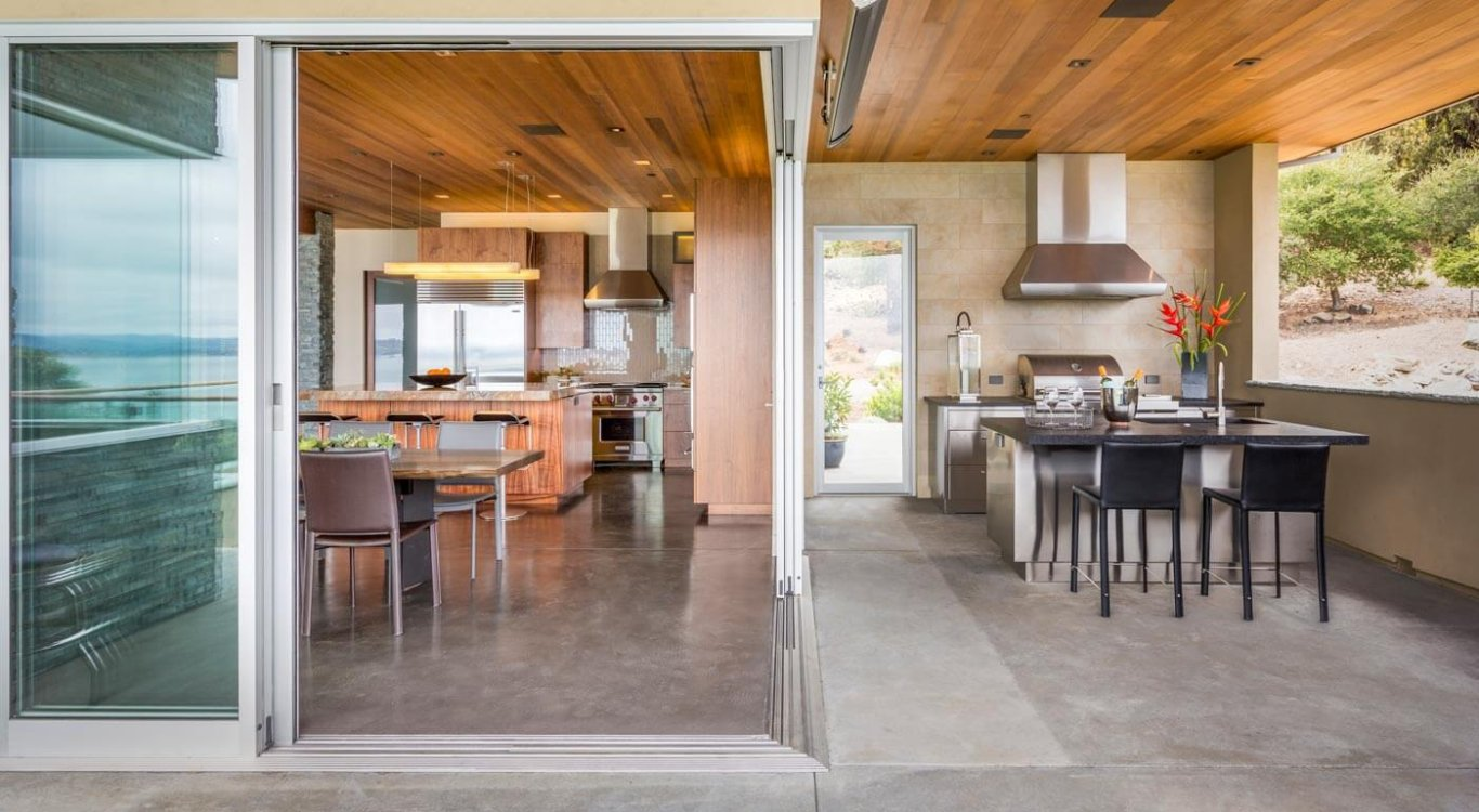 Tiburon Custom Home 19 Moore Design Group Full