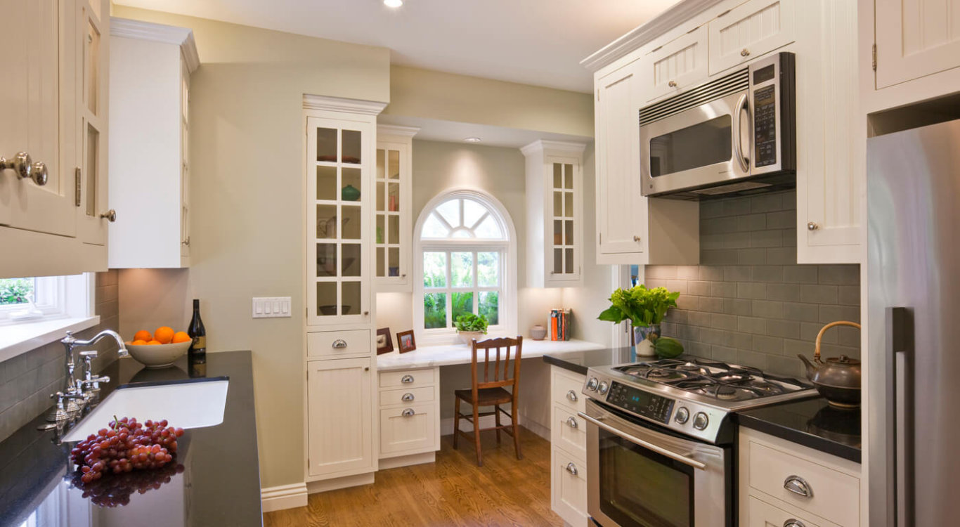 Berkeley Tudor Remodel – Kitchen