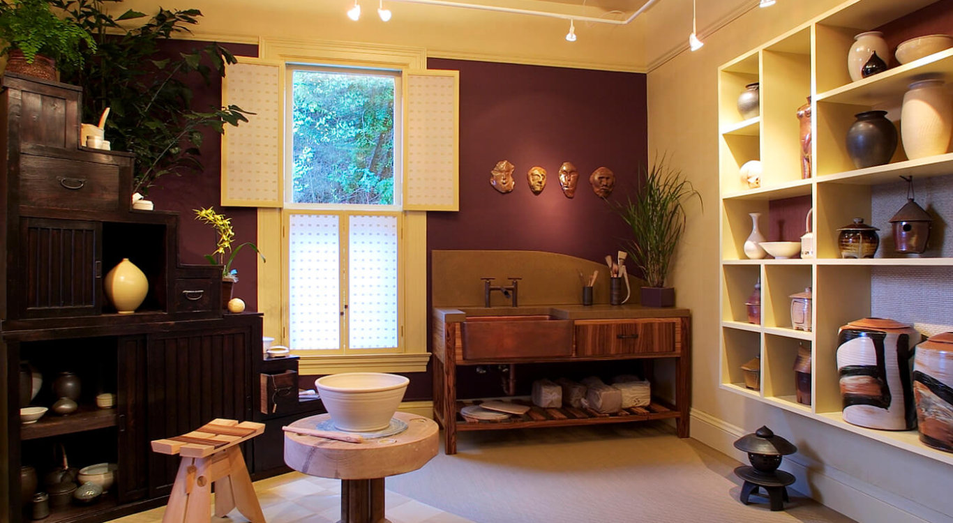 Marin Showcase Potters Studio 1 – Moore Design Group