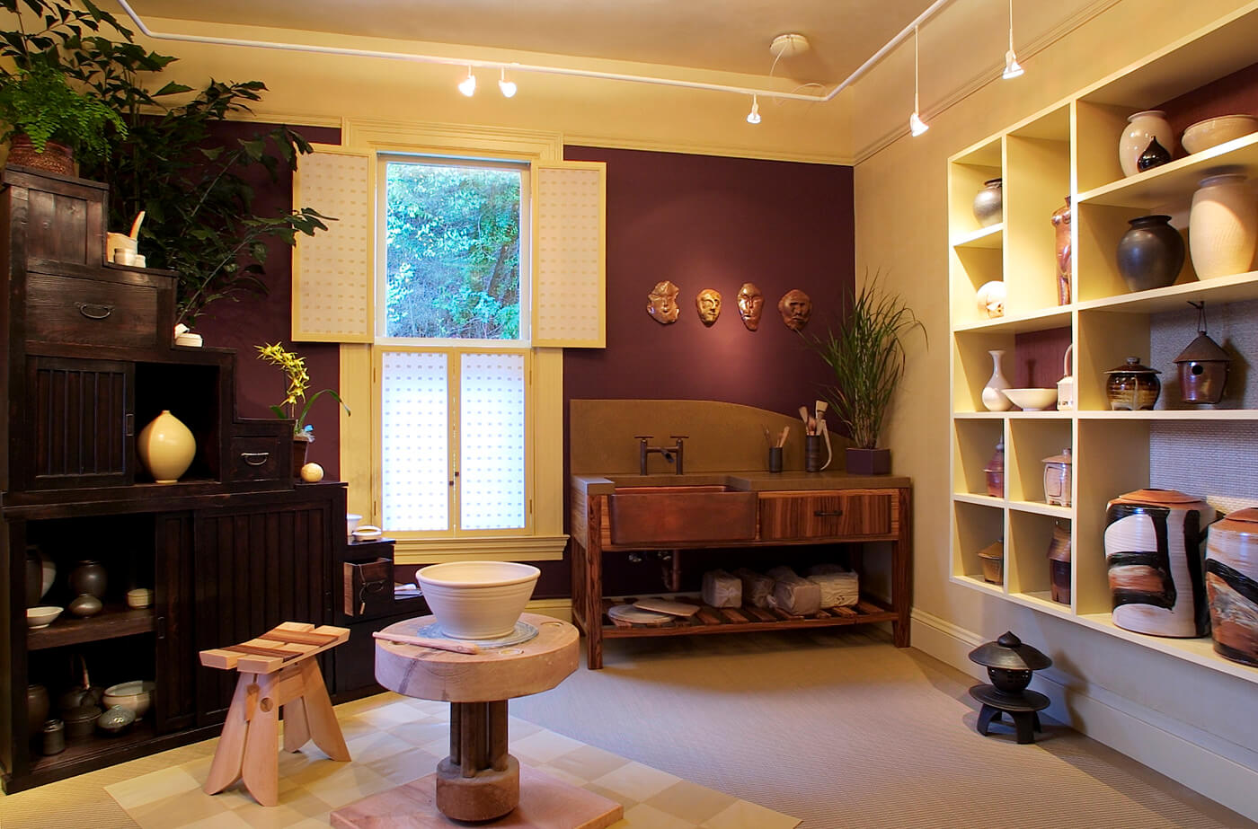 Marin Showcase-Potters Studio 1 – Moore Design Group